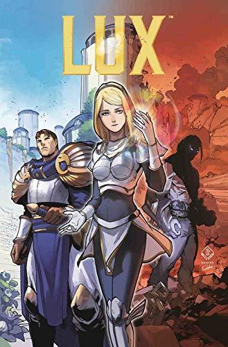 El cómic de Lux