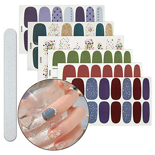 Sheets Stickers Adhesive Manicure Buffers product image