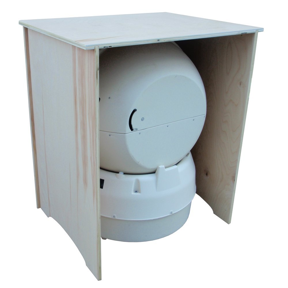 Merveilleux Amazon.com: Concealer Cabinet For Litter Robot, Unfinished By LitterWorks:  Pet Supplies