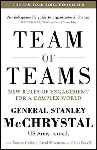Book Team of Teams: New Rules of Engagement for a Complex World
