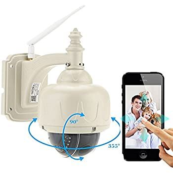 Amazon Com Ezviz Husky Dome Hd 1080p Outdoor Wi Fi Video