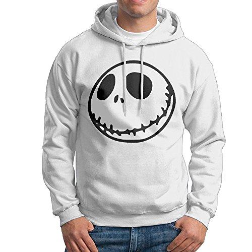Best Nightmare Before Christmas Jack Skellington Hoodie Sweatshirt]()