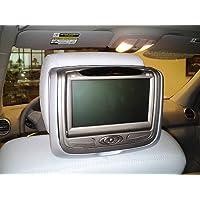 Mercedes GL Class Dual Screen DVD Entertainment System