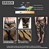 [DRSKIN] Tight 3/4 Compression Pants Base Layer