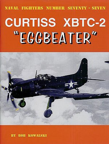 Curtiss XBTC-2 Eggbeater (Naval Fighters)