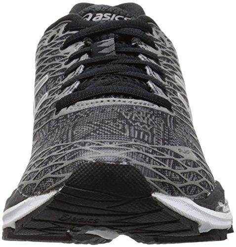 Gel 18 ASICS Show Nimbus Black Silver Running Lite Shark Shoe Women's HqpxBwpF