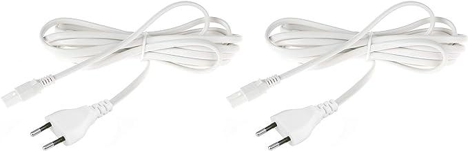AmazonBasics - Cable de alimentación de repuesto para PS4 y Xbox ...