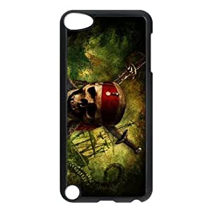 Pirates of the Caribbean iPod Touch 5 Case Black B6M5FQ