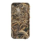 Lifeproof Fre iPhone 6/6S Case, Orange Realtree Max 5-Retail Packaging