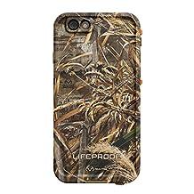 """Lifeproof FRE SERIES iPhone 6/6s Waterproof Case (4.7"""" Version) - Retail Packaging - RT MAX 5 ORANGE (BLAZE ORANGE/RT MAX5 HD)"""