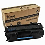 V4INK New Compatible HP CE505A 05A Toner Cartridge-Black (HP 05A), Office Central