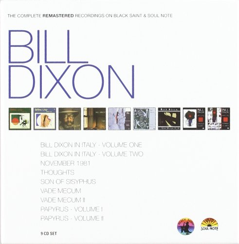 Bill Dixon - Complete Recordings on Black Saint & Soul Note by BLACK SAINT / SOUL NOTE