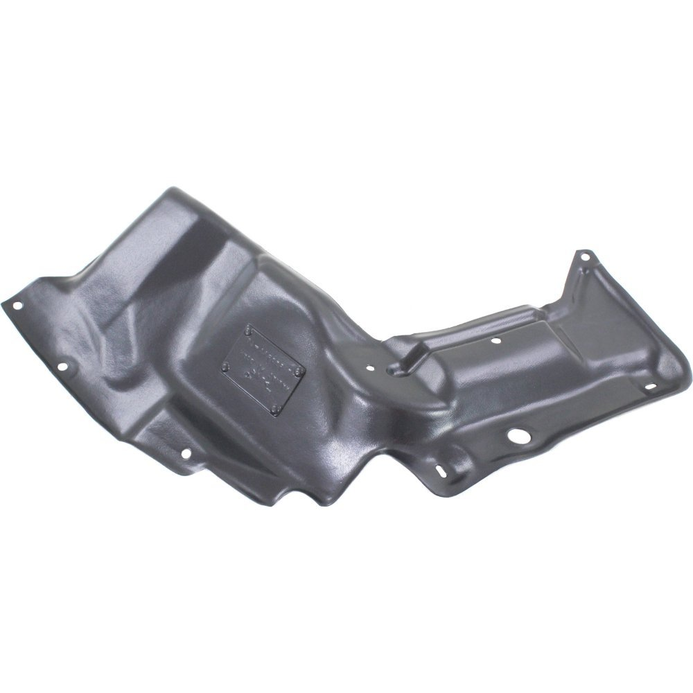Evan-Fischer EVA2010107143897 Engine Splash Shield Set of 2 Compatible with 2003-2008 Toyota Corolla Under Cover Right and Left Side Manual//Automatic