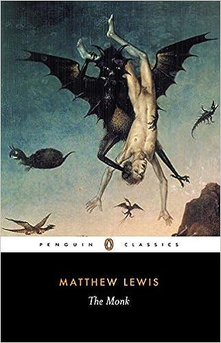 Matthew Lewis - The Monk: A Romance