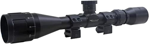 BSA Optics Sweet .22 AO Rifle Scope
