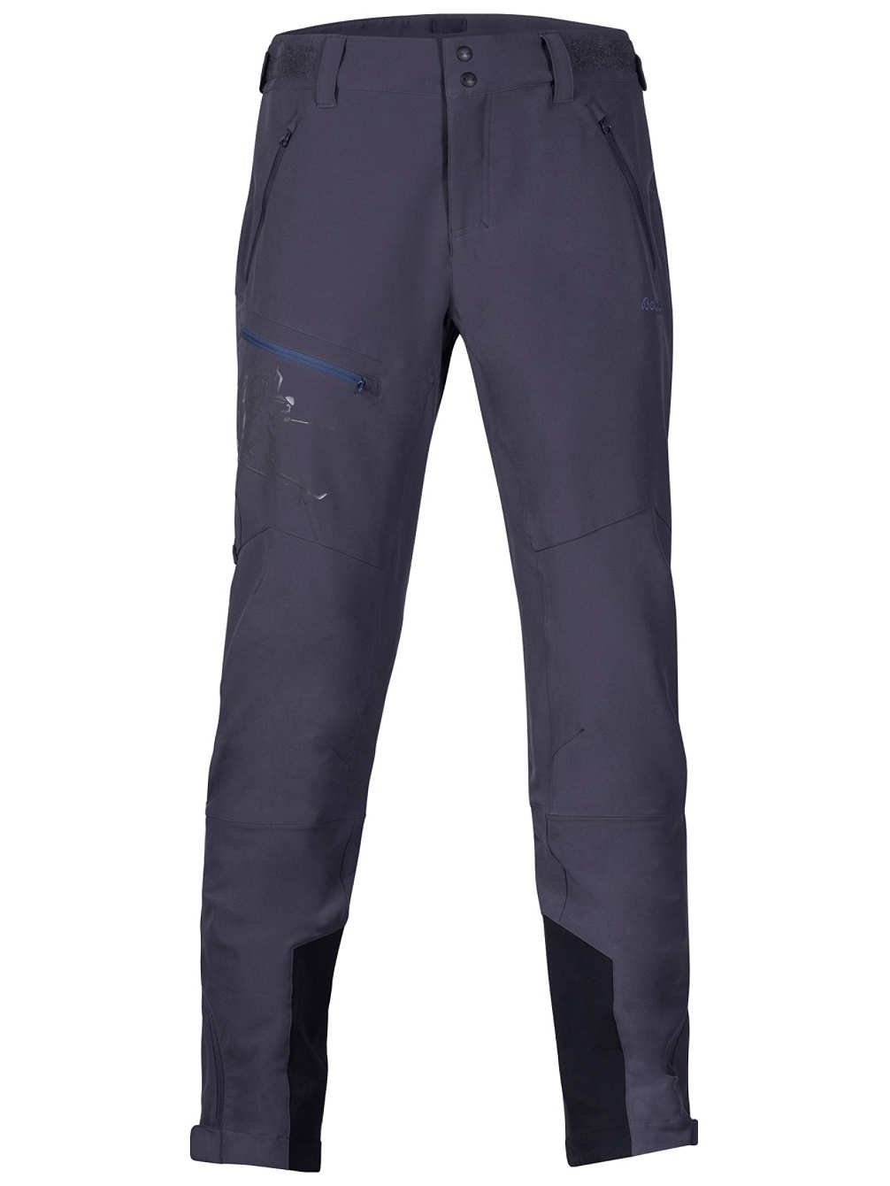 Bergans Osatind Pants Men Night Blau/Dusty Blau 2017 Hose lang