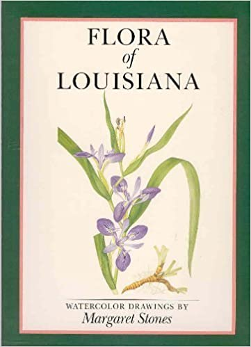 Flora of Louisiana: Watercolor Drawings by Margaret Stones by Lowell Urbatsch (1995-01-23)
