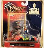 JEFF GORDON TAKES CHAMPIONSHIP 1997 NASCAR DIECAST