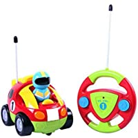 Liberty Imports Cartoon R/C Race Car Radio Control Toy...