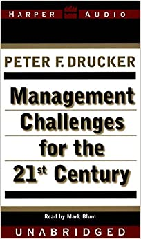 Title: Management Challenges for the 21St Century