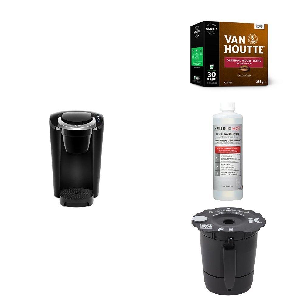 Keurig K35 Compact Hot Brewing System, Black - 611247365786