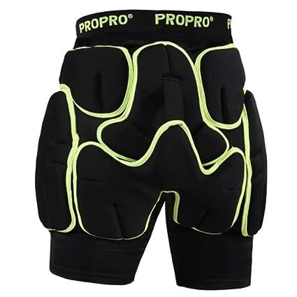 Ski Protective Hip Padded Short Pants Snowboard Skiing Skating Impact Protector