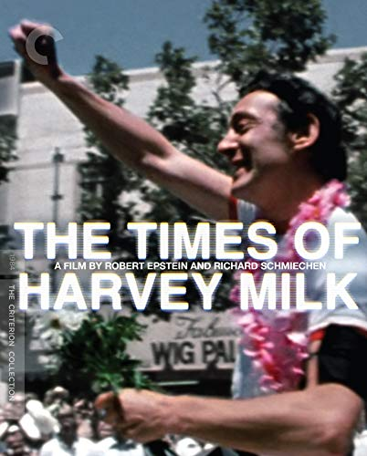 The Times of Harvey Milk (The Criterion Collection) [Blu-ray] (Milk Ideal)