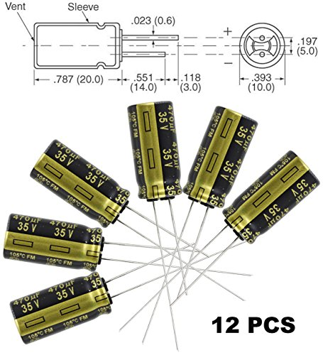 Low Esr Radial Capacitors - 8