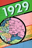 1929: Mapping the Jewish World (Goldstein-Goren Series in American Jewish History), , 0814720218