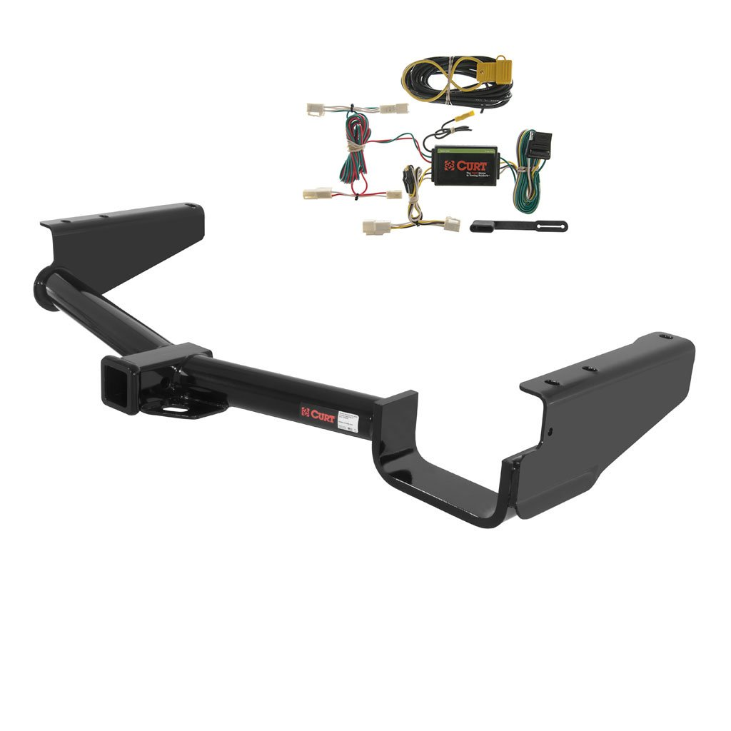 Curt 13530 55563 Trailer Hitch And Wiring Package Chevy Equinox Automotive