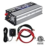 Power TechON PS1002 Pure Sine Wave Inverter (1000W Cont/2000W Peak)