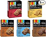 Kind, Breakfast Bars Variety, 200 Bars