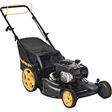 Poulan Side Discharge/Mulch/Bag 3-in-1 Hi-Wheel Mower
