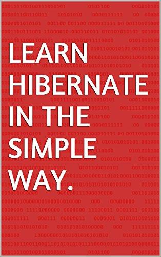 Download ebook hibernate tutorial
