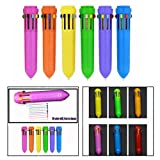 Best Gifts For  Students - OFKP 12Pcs Mini Multicolor Plastic Cartoon Ballpoint Pen Review