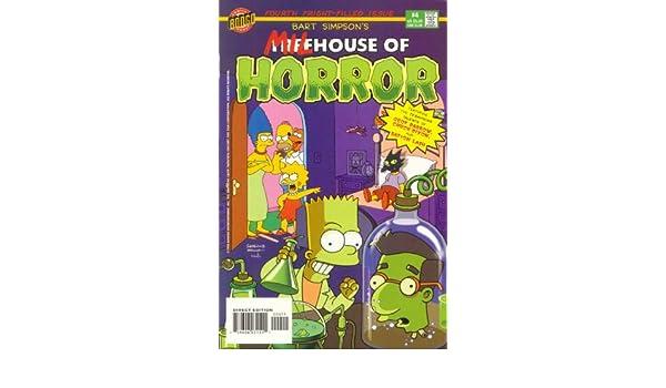 Bart Simpsons Treehouse of Horror, No. 4: Matt Groening ...