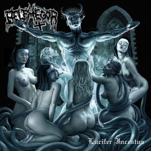 Belphegor: Lucifer Incestus (Audio CD)