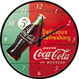Nostalgic Art 51068 Coca-Cola Delicious Refreshing, colore: verde