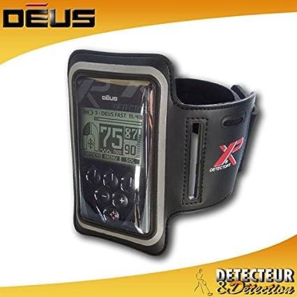 Funda brazalete XP Deus – Detector de metales