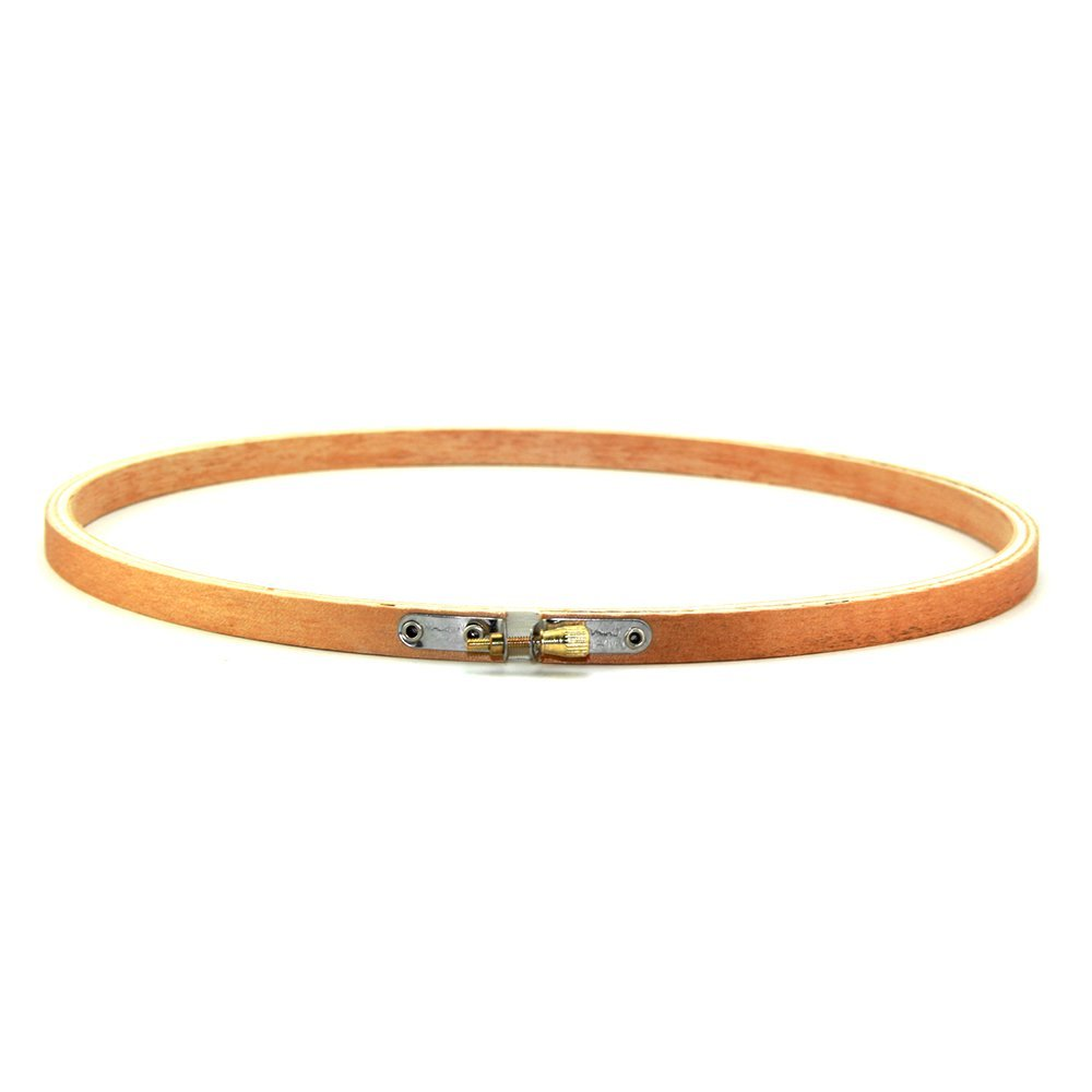 14 inch Large Round Wooden Embroidery Hoops Bulk Wholesale 12 Pieces