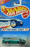 hot wheels 1995 camaro - Hot Wheels 1995 Model Series #8 of 12 Camaro Convertible with Ultra Hot Wheels