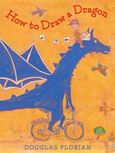 How to draw a dragon kindle edition by douglas florian children how to draw a dragon by florian douglas fandeluxe Images