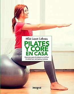 Amazon.com: Pilates y core en casa (EJERCICIO CUERPO-MEN ...