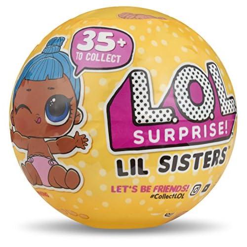 L.O.L. Surprise! 550709 Lil Sisters Series 3...