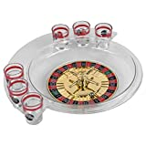 Shot Glass Drinking Roulette Bar Game Set Clearance Price