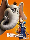 DVD : Dr. Seuss' Horton Hears a Who!