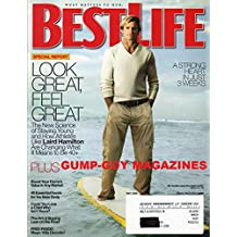 Best Life May 2008 Magazine THE NEW SCIENCE OF STAYING YOUNG AND HOW ATHLETES LIKE LAIRD HAMILTON ARE CHANGING WHAT IT MEANS TO BE 40+