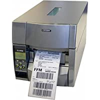 CITIZEN CL-S700DT-E Direct Thermal Barcode Label Printer - Monochrome - USB - Grey (Certified Refurbished)