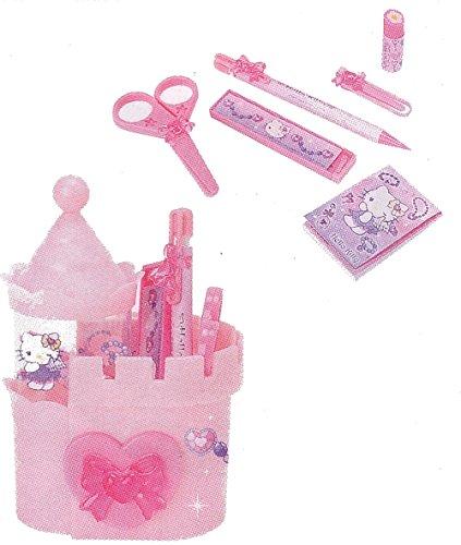 Hello Kitty Mini Stationery Set: Angle