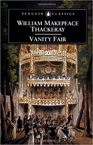 vanity fair thackeray